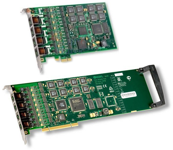 Dialogic Diva Analog-8 Media Boards